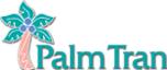 Palmtran logo